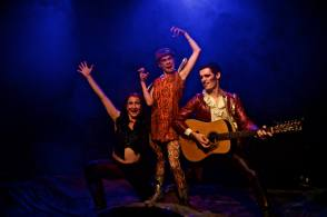 Dancing With Dinosaurs - La Mama, Melbourne International Comedy Festival