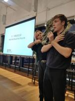 Sustainable Event: WeWork Shanghai